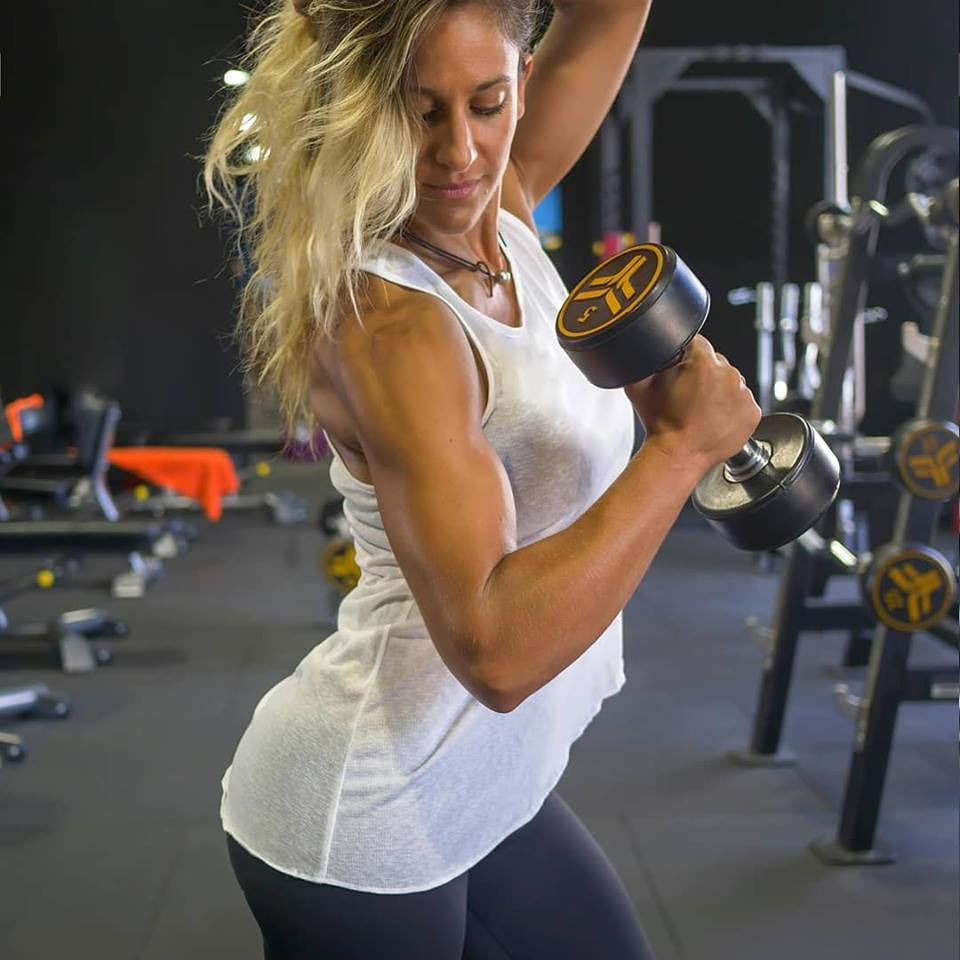 prof de fitness