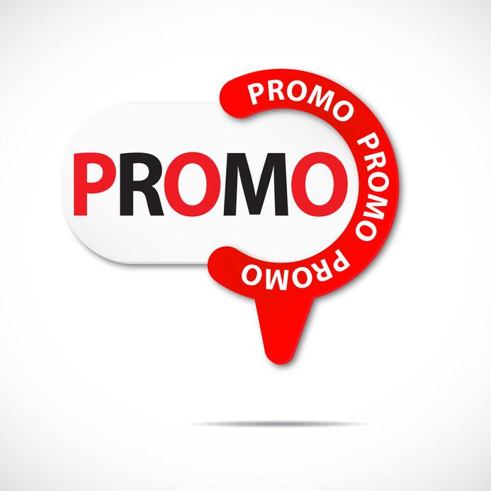 pingle bouton web : promo